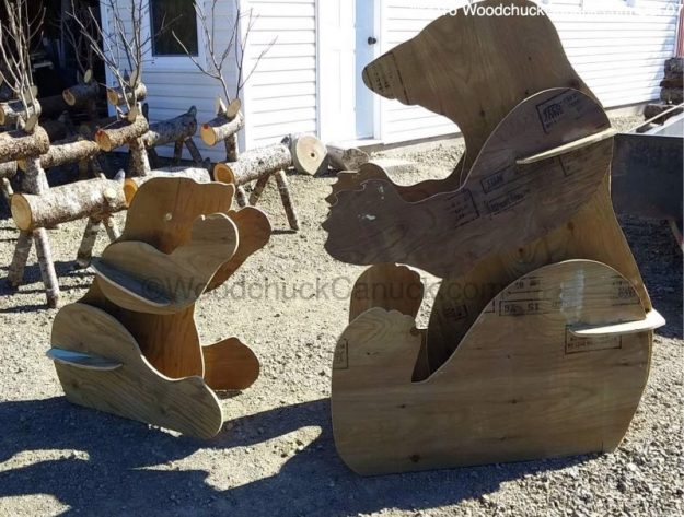 wood crafts,stores flat pack,animals,wood crafts, made in Nova Scotia