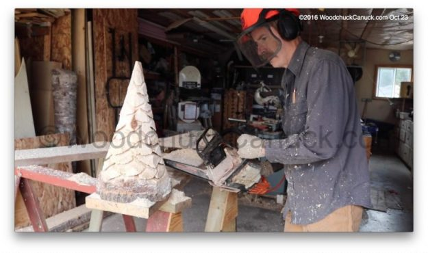 chainsaw carving,made in canada,Nova Sctioa