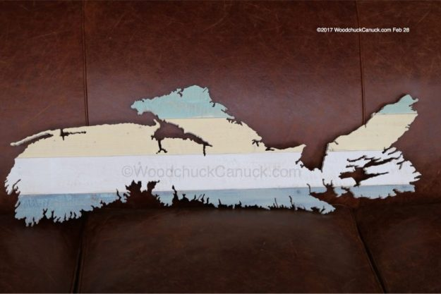 wooden maps,Nova Scotia,scrollsawing projects