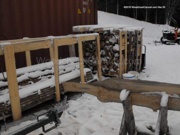 firewood,splits,cribs,racks,sawmilling