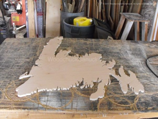 Newfoundland,island,woodne maps,