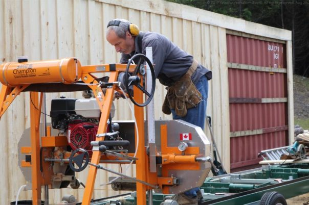 sawmill,outdoors,shipping container