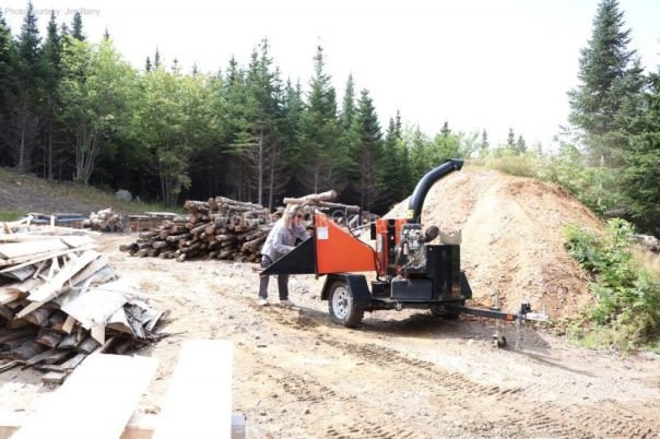woodchipping,sawmill,shipping container