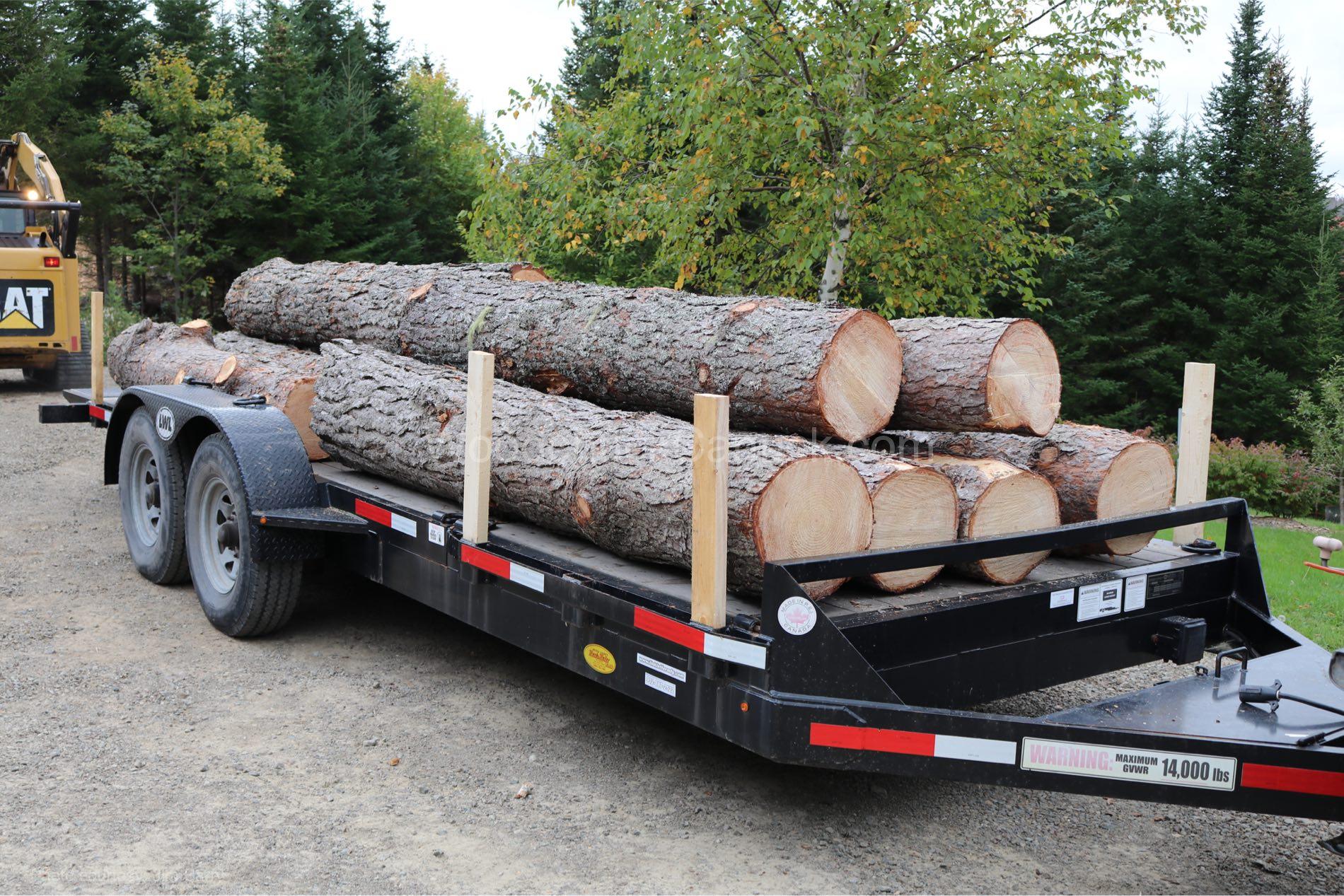 Heavy load.