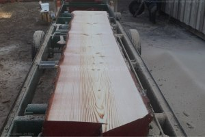 Nice wide planks
