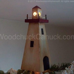 Christmas tree topper,decorations,lighthouses,nautical,marine