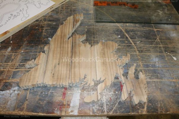 wood maps