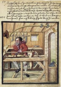 Medieval Carpenter