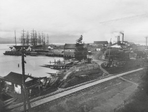 wooden ships,mast sialing ships,lubmer industry,vintage photos
