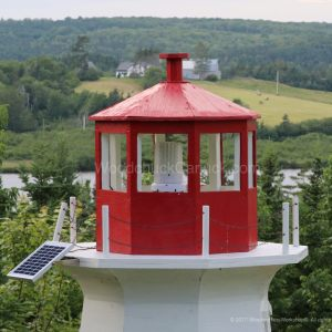 revolving lights,rotating lights,lighthouse light beacons,LED Solar Powered Light Beacon with USB Charger