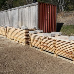 rough sawn lumber, sawmilling, Antigonish, Nova Scotia