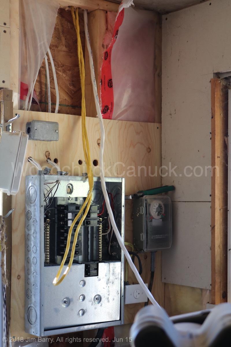 Wiring Kiln Circuit