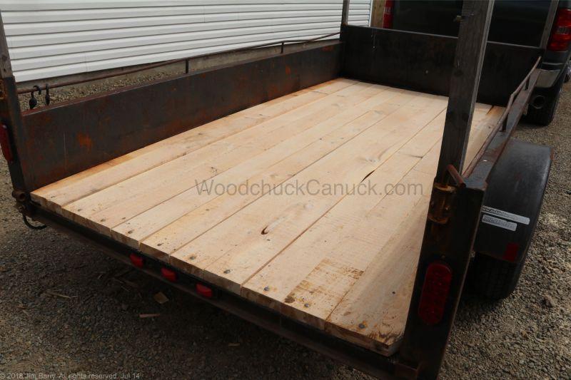 trailer repairs,floorboards,replacing the deck