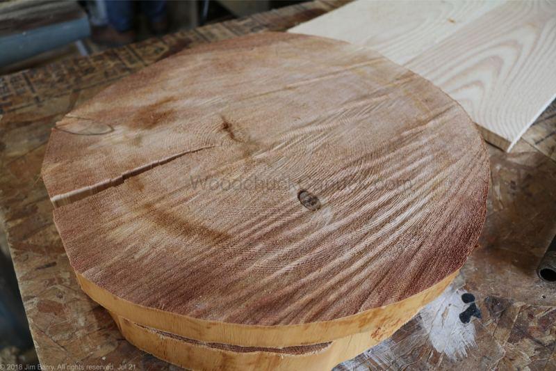 hemlock cookies,wood discs,platters,made in Nova Scotia,made in Canada