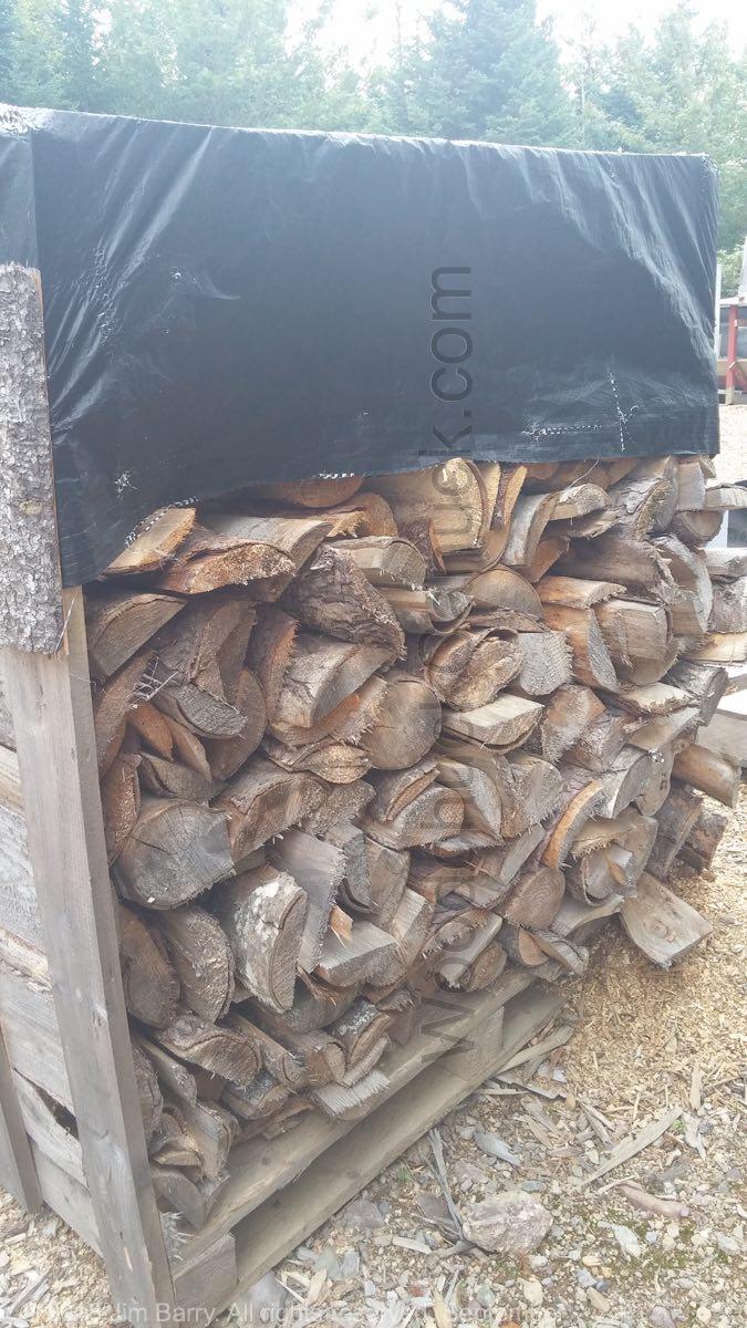 Firewood kindling for sale.