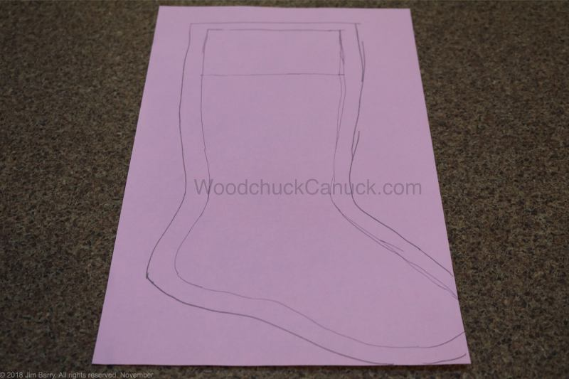 Christmas stockings,drop cloth stockings,DIY,sewing