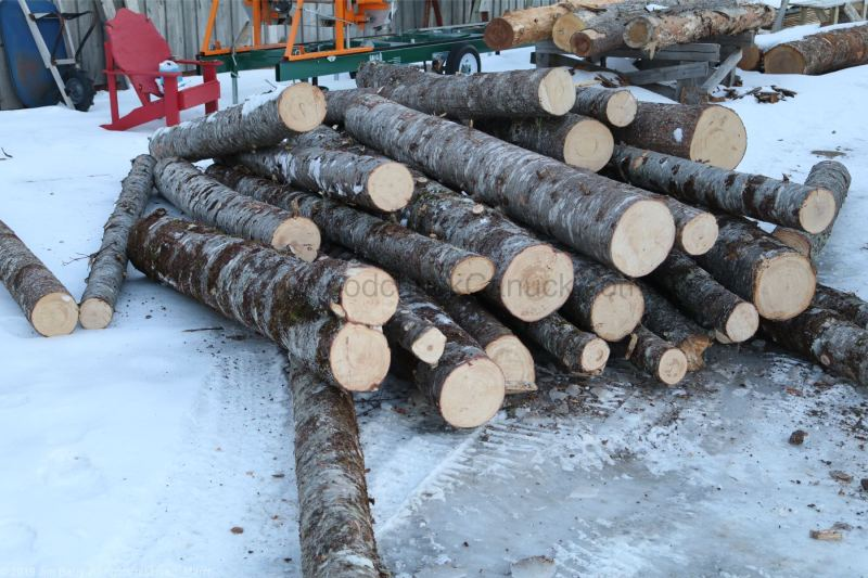 stud wood, Nova Scotia, lumber, saw milling