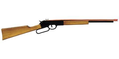Rubber Band Rifle Gun Woodworking Plan