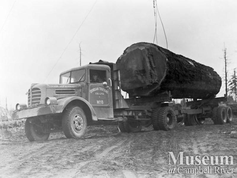 1948 Quinsam Trucking