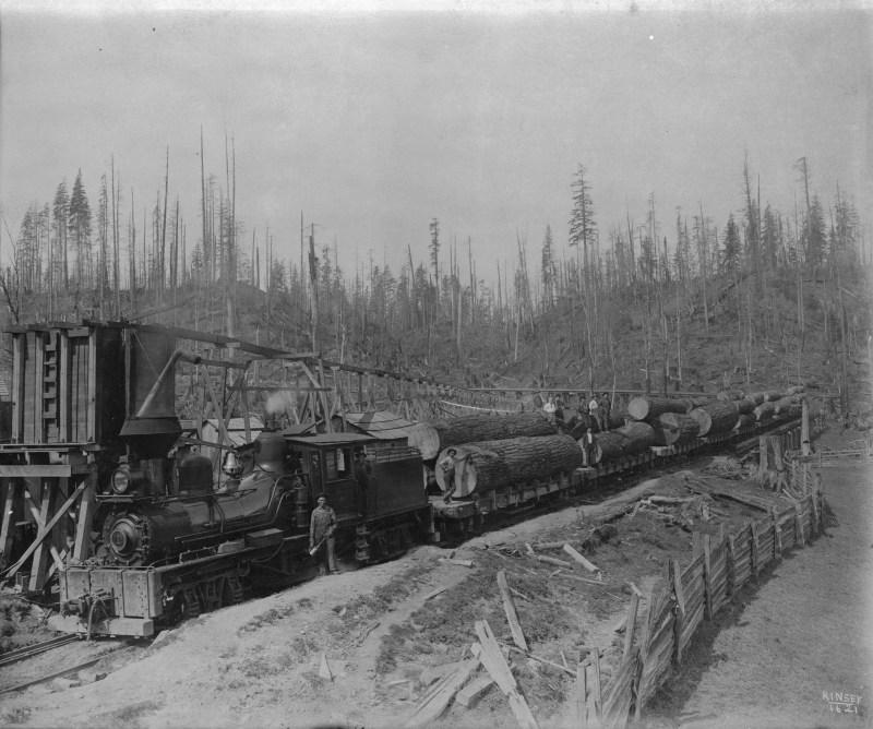 1900s Great Northern Railway