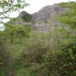 Llanmynech Rocks