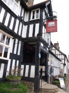 The Old Radnorshire Arms Hotel