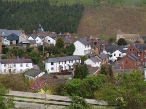 The Climb out of Knighton