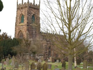 St Michael and All Angels' Church, Penkridge