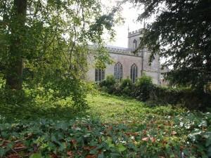 St. Kenelm's Church, Alderley
