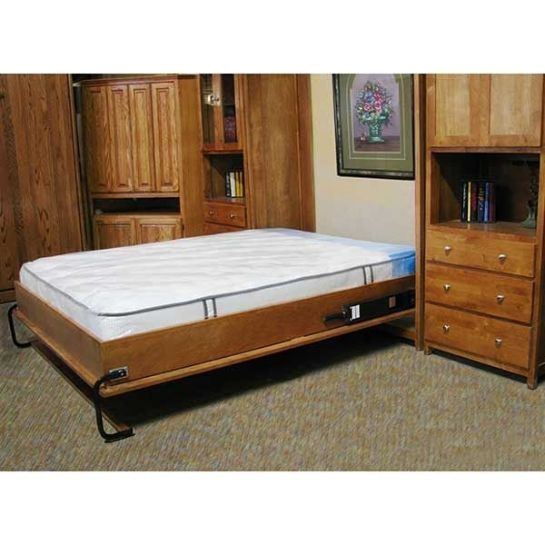 View A Diffe Image Of Cabinet Wall Bed Mechanism For Use With Full Size Mattress