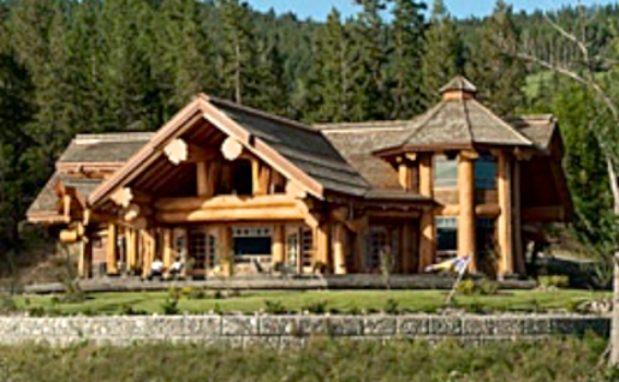 Log Home Building Project(2)
