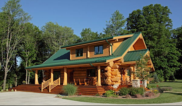 Log Home Building Project(5)