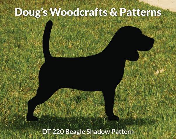 DT-220 Beagle Shadow Pattern