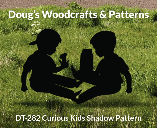 DT-282 Sandbox Kids Shadow Pattern