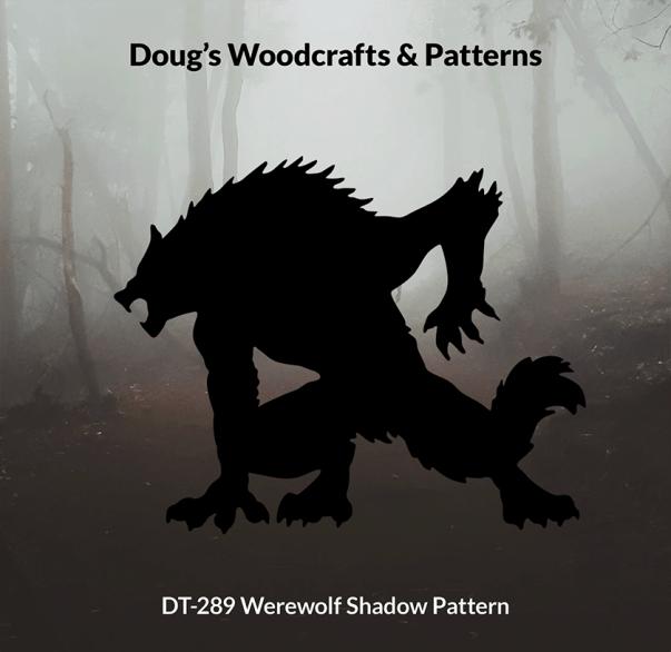 DT-289 Werewolf Shadow Pattern
