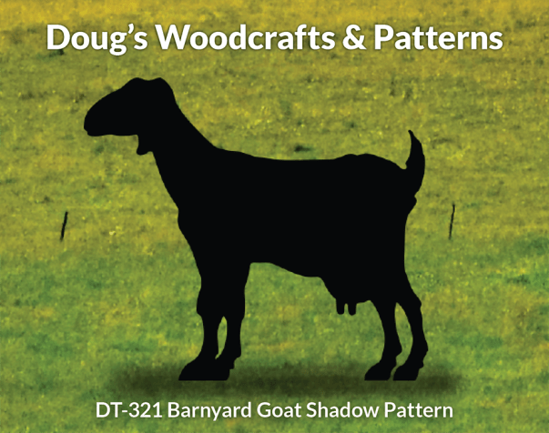 DT-321 Goat Shadow Pattern