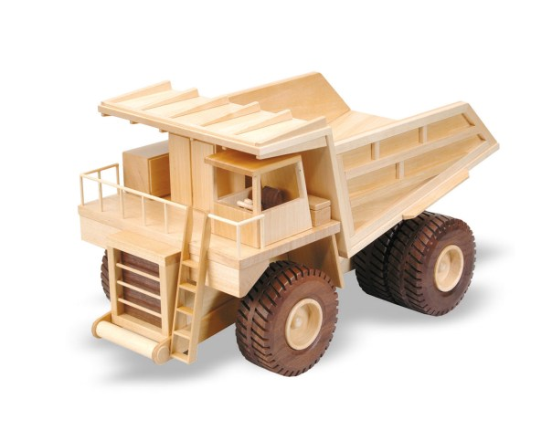 TJ94 - Mining Truck Pattern & Parts Kit.