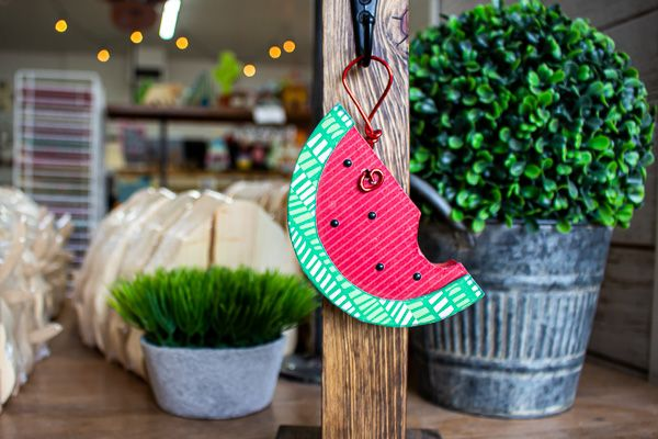 Mini Post Hanger Watermelon