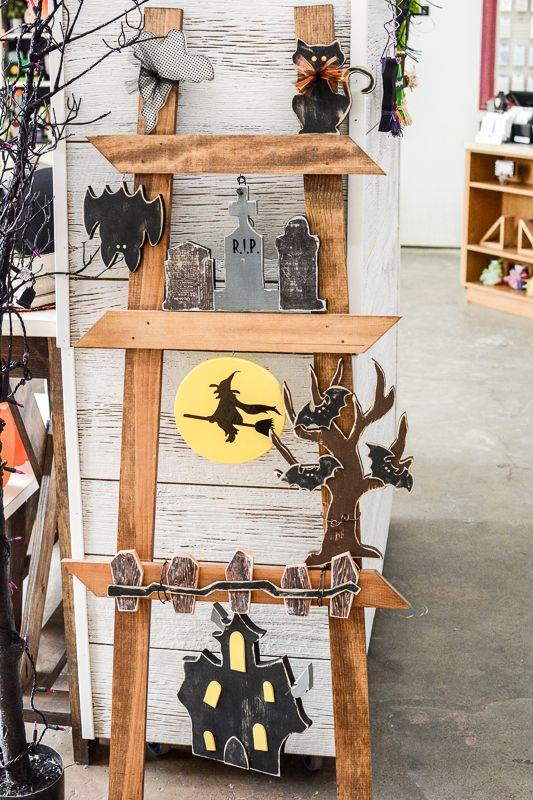 Haunted House Ladder Kit