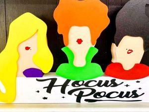 Sanderson Sisters Hocus Pocus