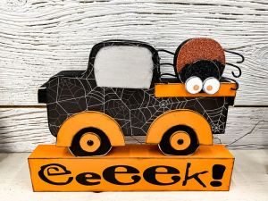 Halloween Eeek Truck