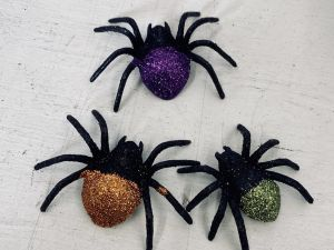 Spider Embellishments