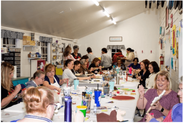 wholesale craft night out