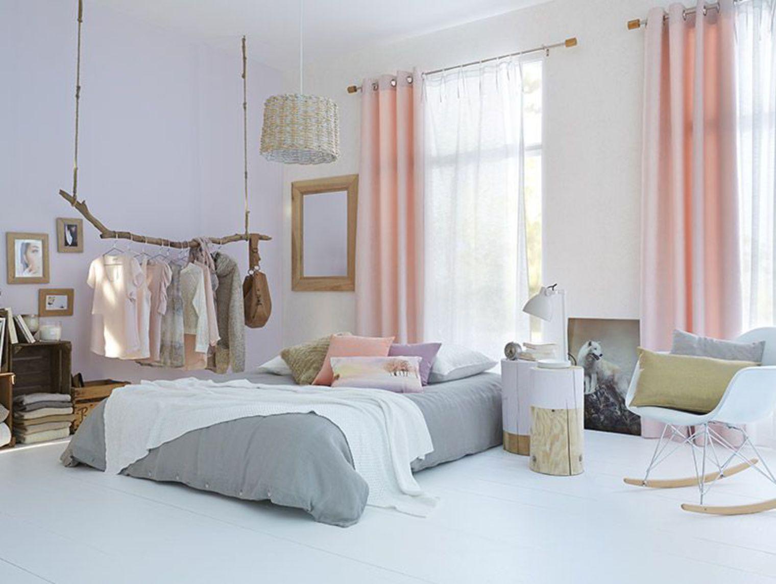 7les rideaux pour une touche de couleurs