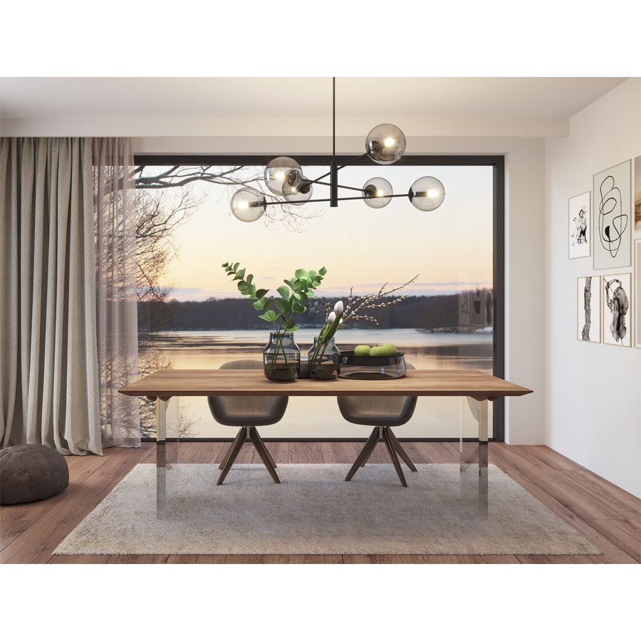 table, wooden table, oak dining table, wooden dining table
