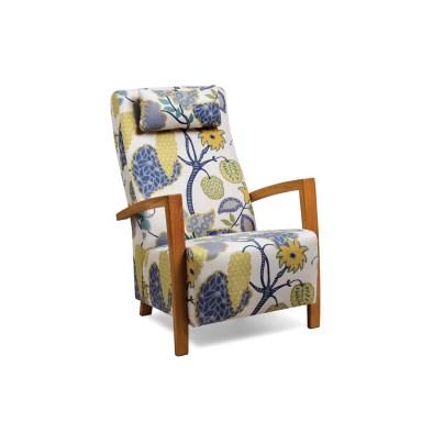 armchair, chair, wooden armchair, oak armchair