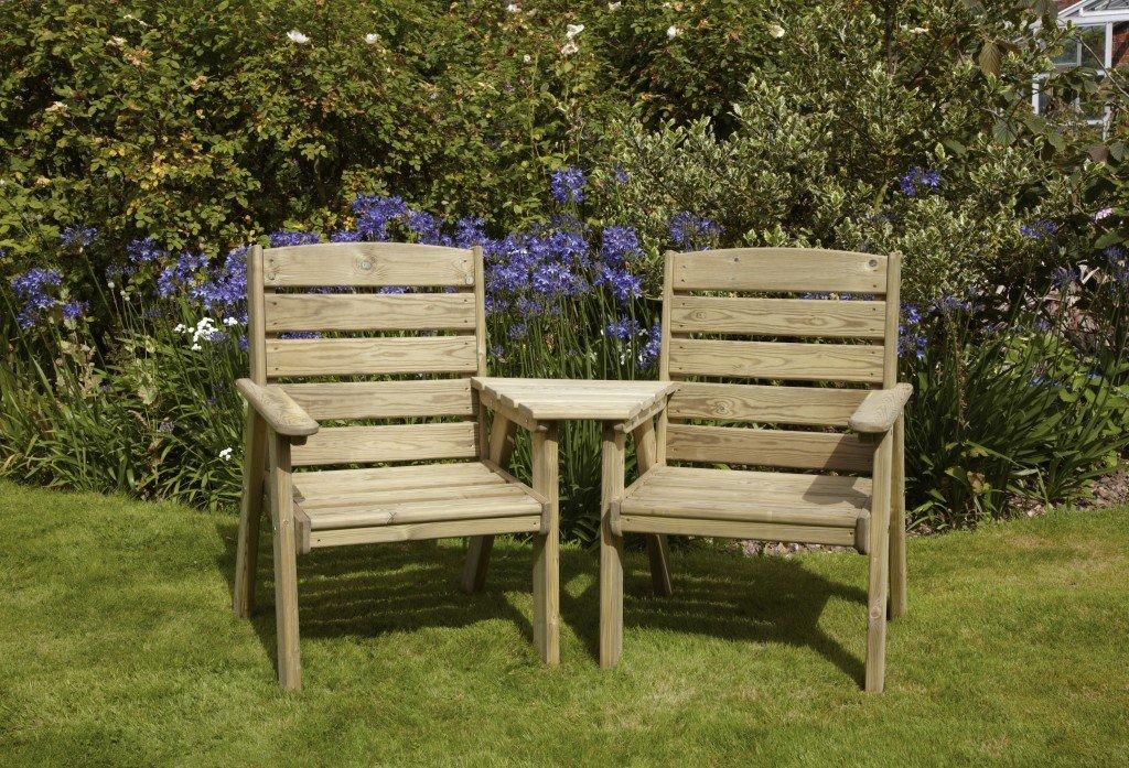 Zest Garden Benches