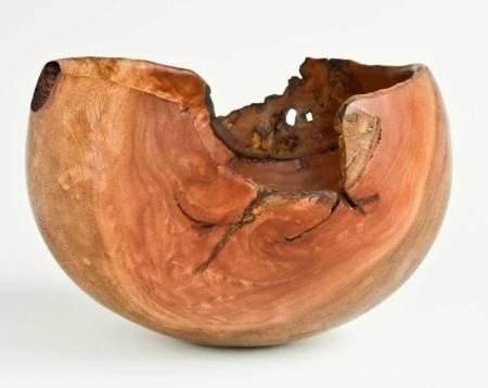 Environmentally friendly Wooden bowl