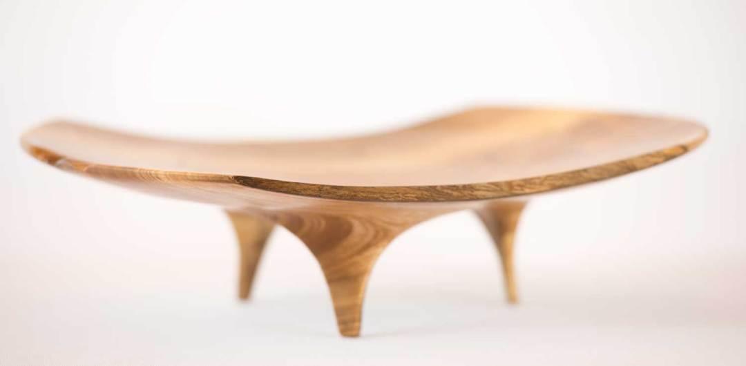 Puriri Wooden Platter