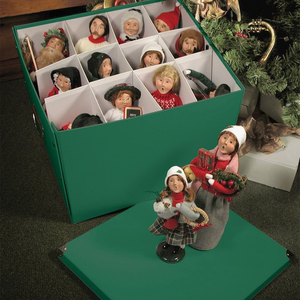 Byers Choice Caroler Accessories Wooden Duck Shoppe   Byers Choice Spiral Staircase   Stair Storage   Choice Carolers   Wooden Stairs   Inches Tall   Rolling Scaffold